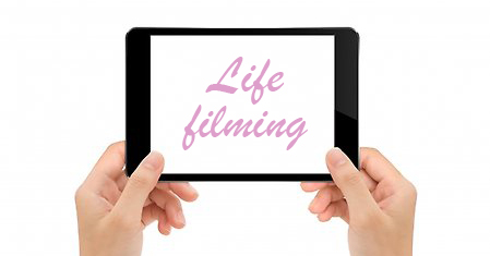 life-filming