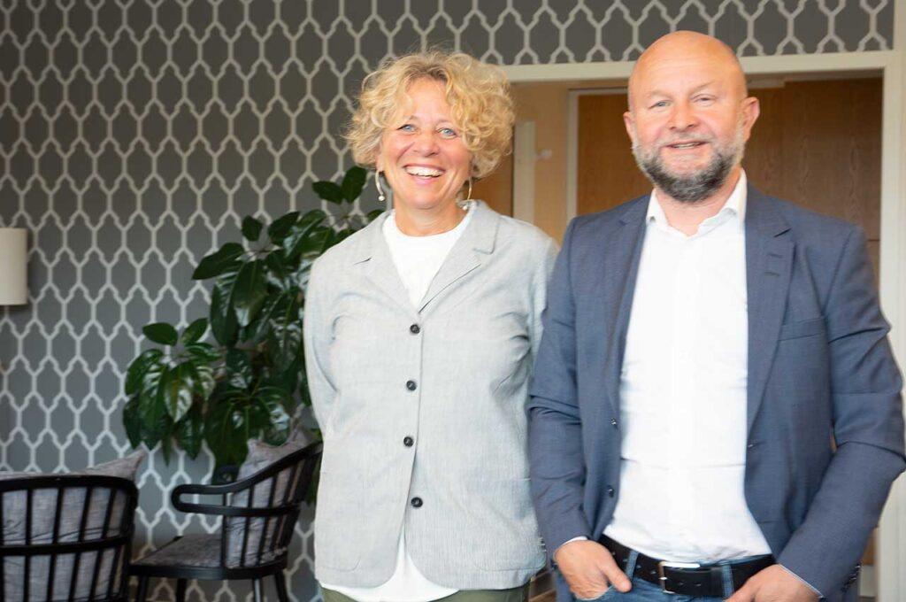 Annika Strandberg och Ulf Olofsson