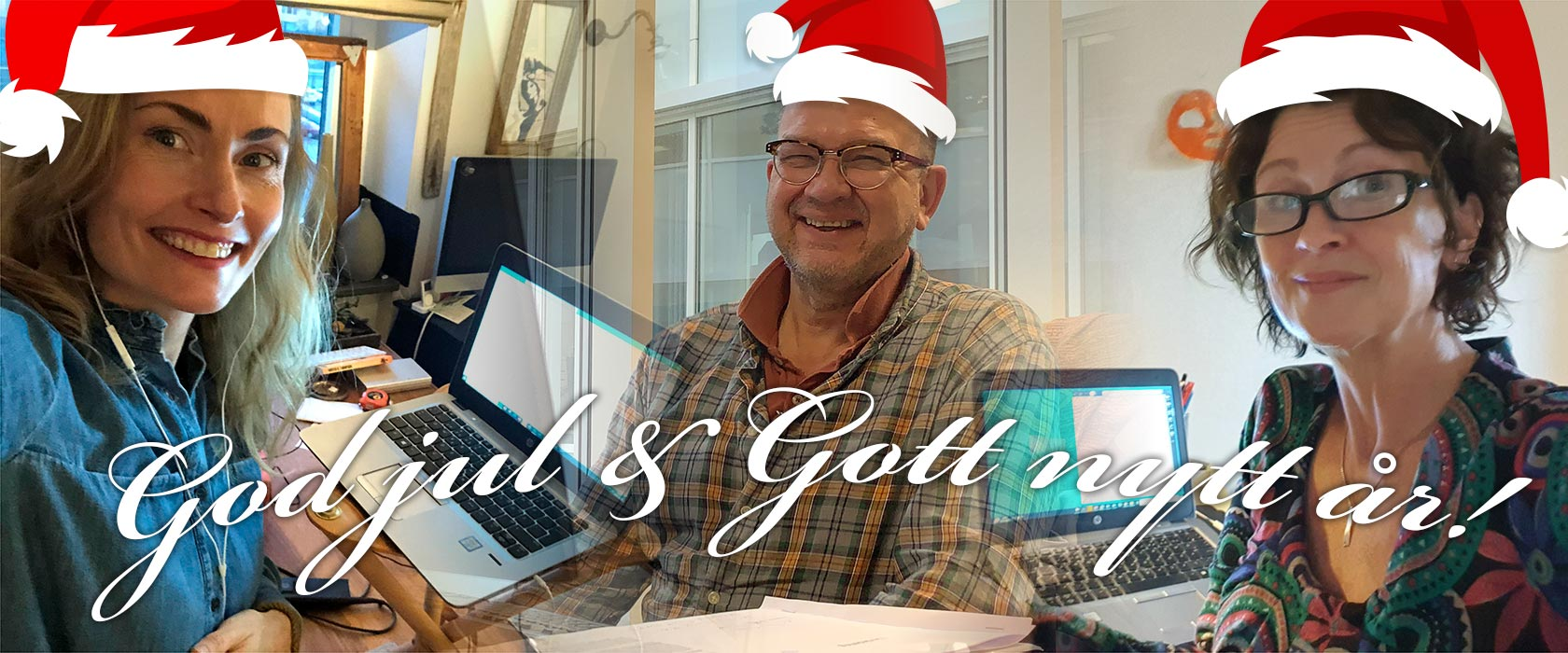 God jul från AllAgeHub