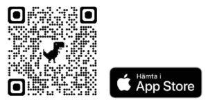 QR-kod för AppStore