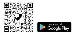 QR-kod för GooglePlay